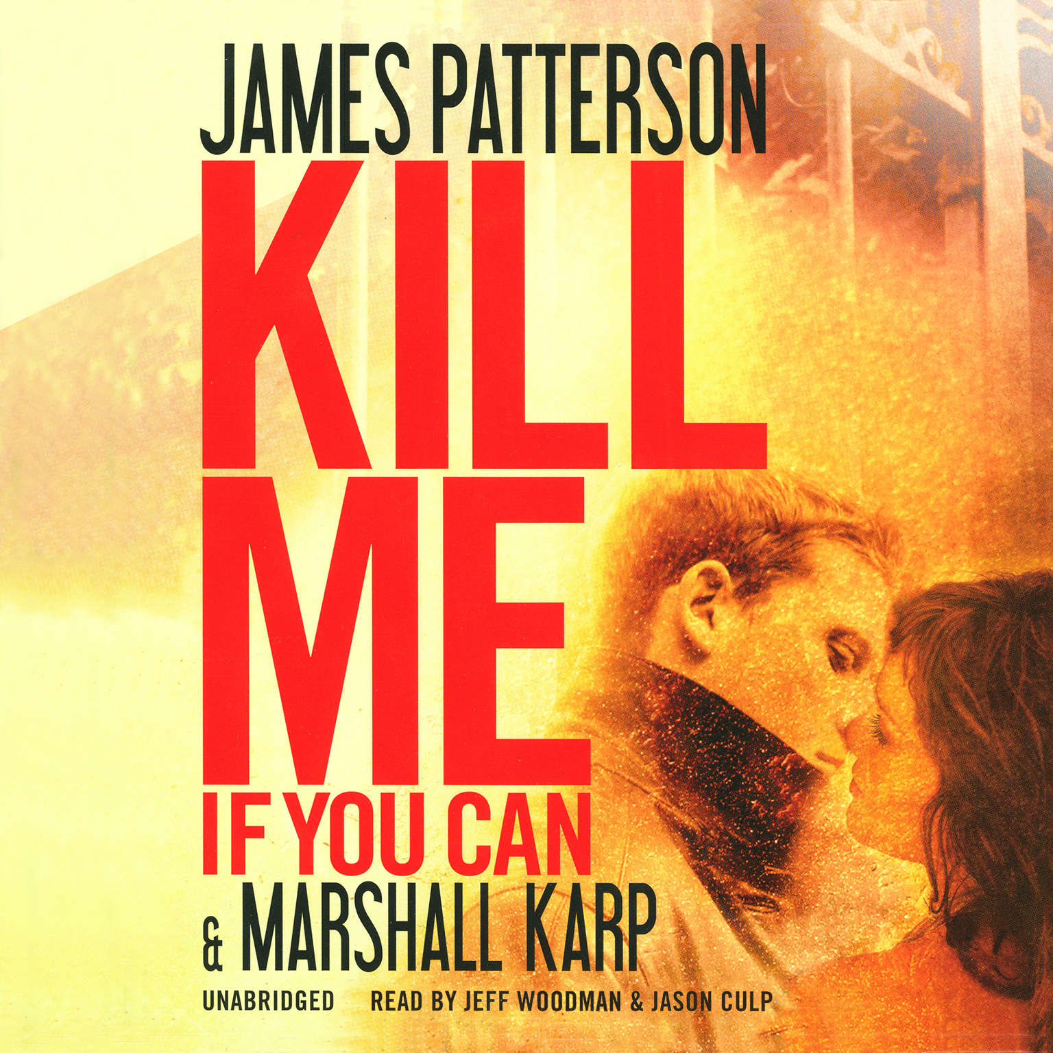 Printable Kill Me If You Can Audiobook Cover Art