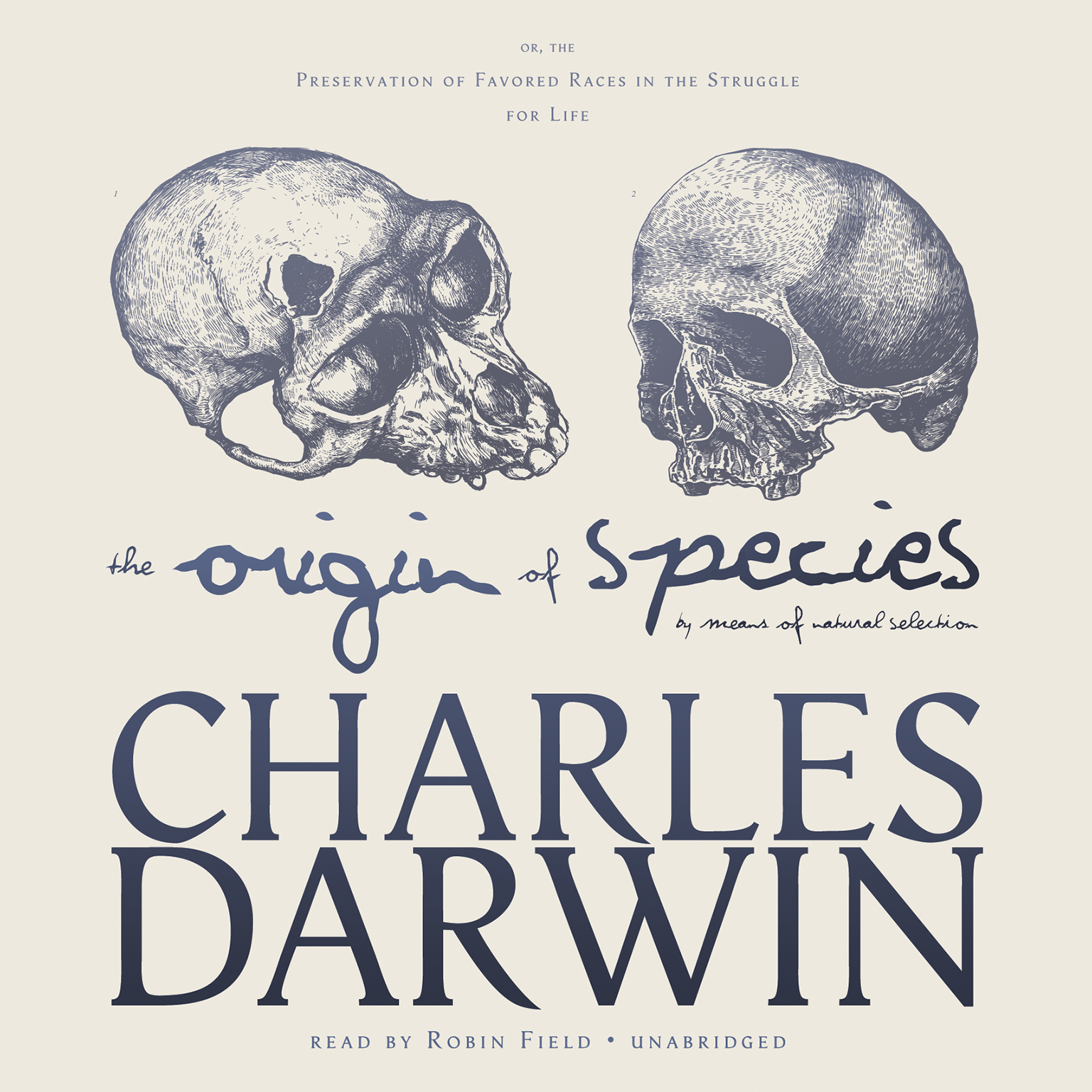 the origin of species by means of natural selection by charles darwin On the origin of species by means of natural selection, or the preservation of favoured races in the struggle for life by charles darwin contents.