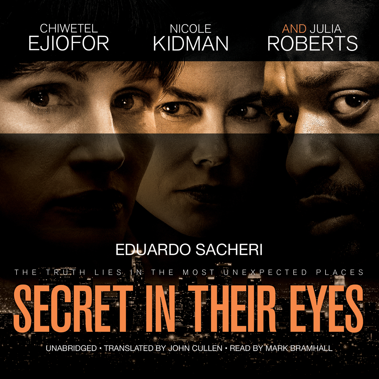 Printable The Secret in Their Eyes: A Novel Audiobook Cover Art
