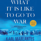 What It Is Like to Go to War Audiobook, by Karl Marlantes