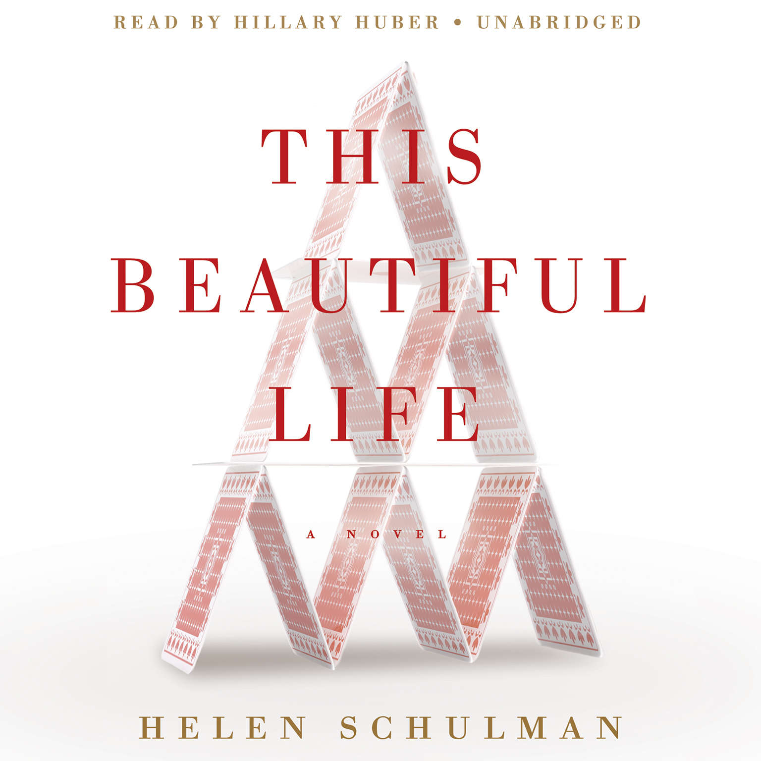 Printable This Beautiful Life: A Novel Audiobook Cover Art