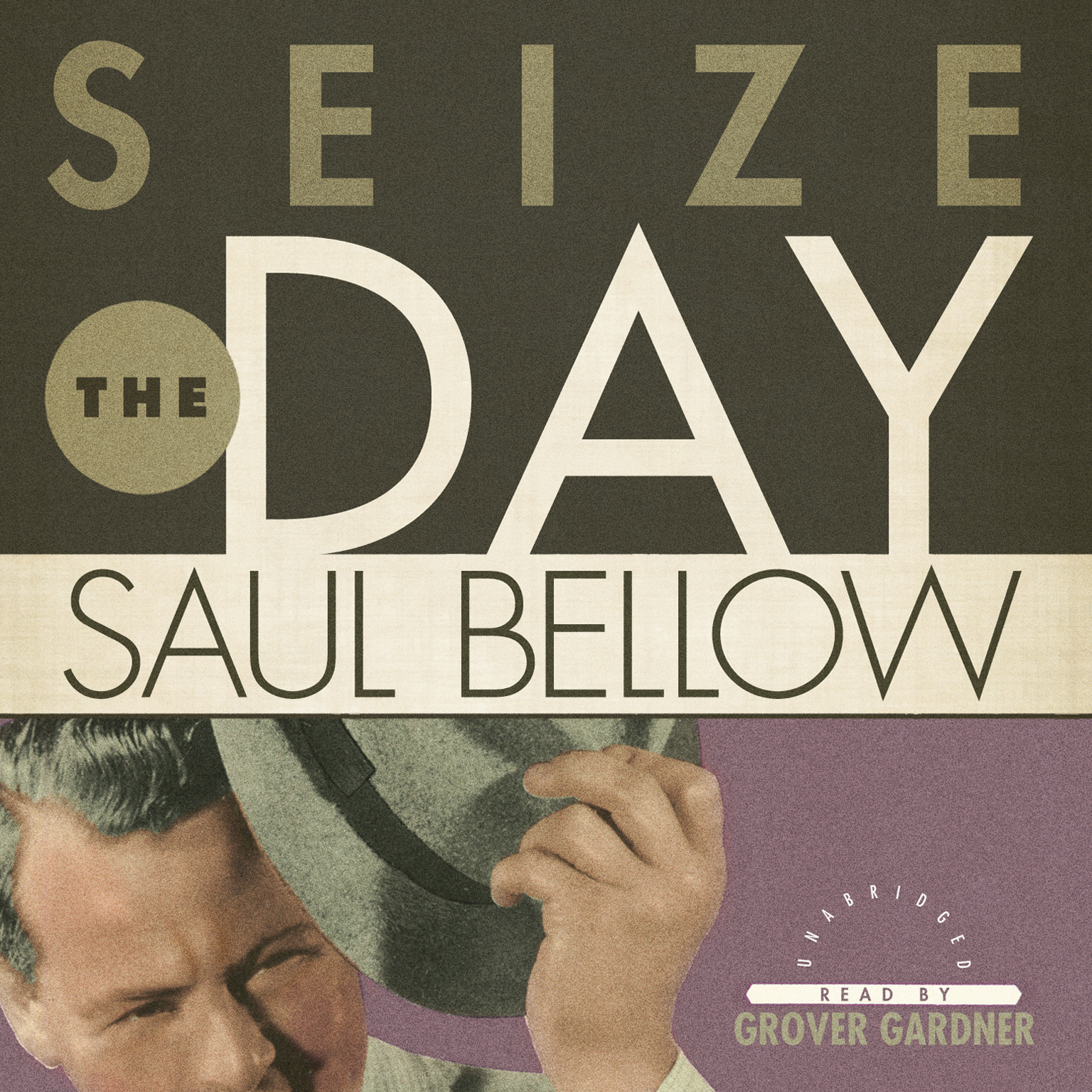 Printable Seize the Day Audiobook Cover Art