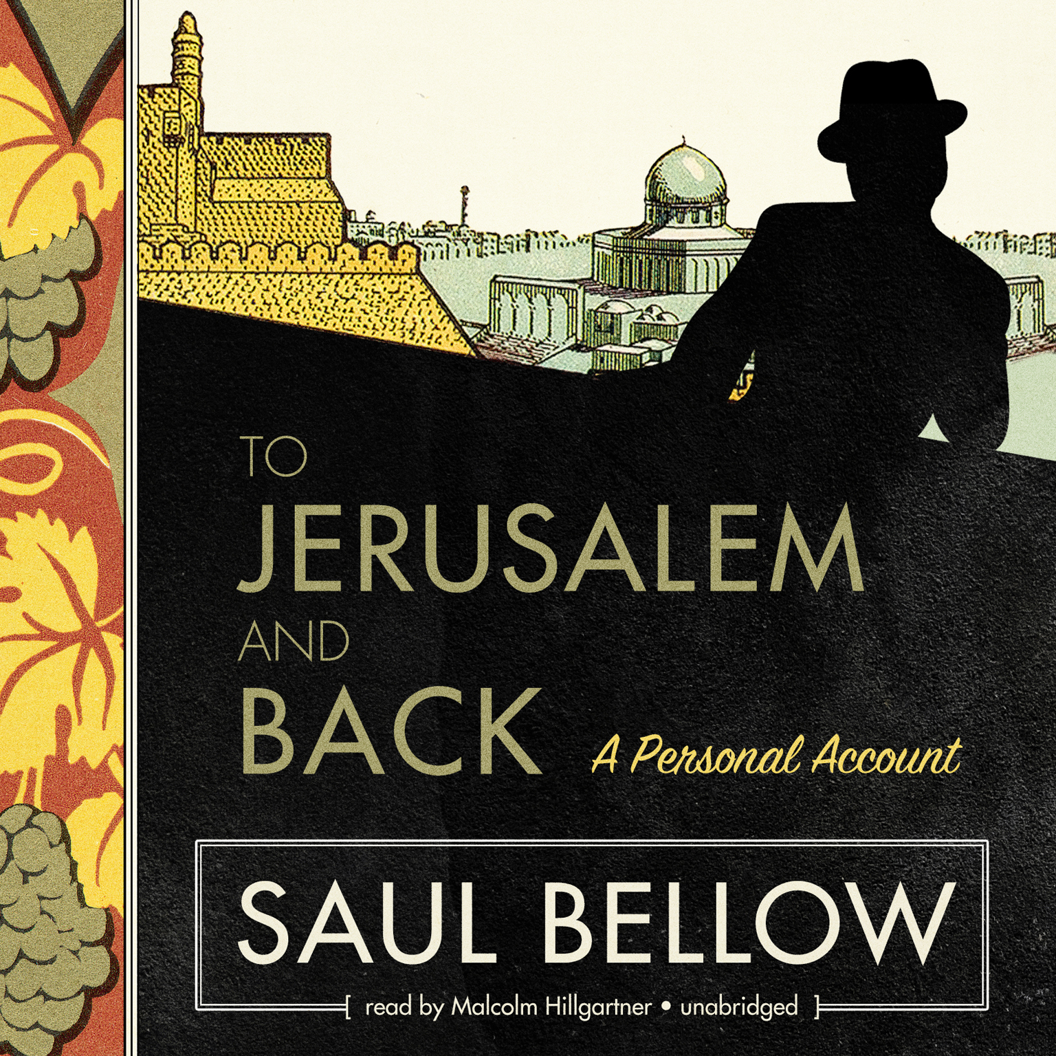 Printable To Jerusalem and Back: A Personal Account Audiobook Cover Art