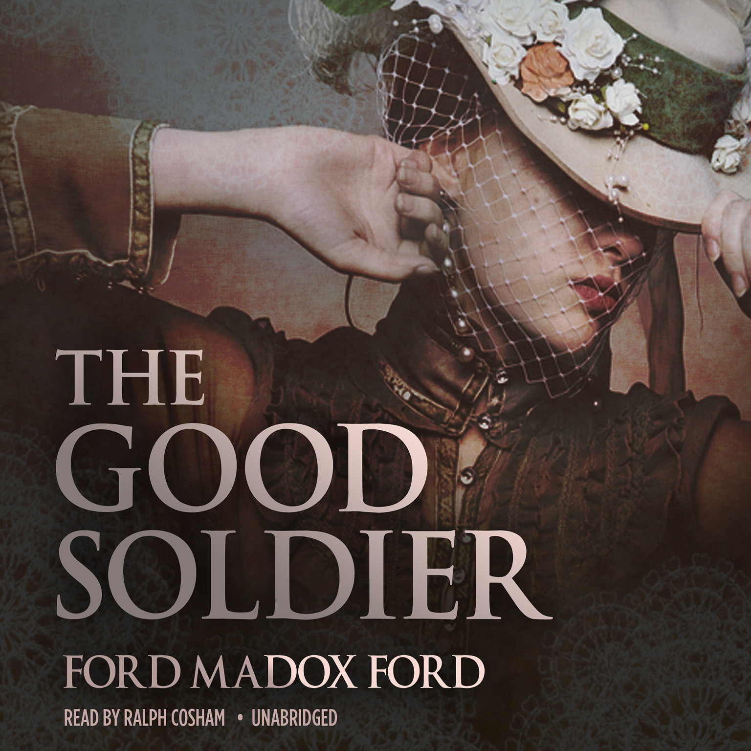 Printable The Good Soldier Audiobook Cover Art