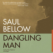 Dangling Man Audiobook, by Saul Bellow