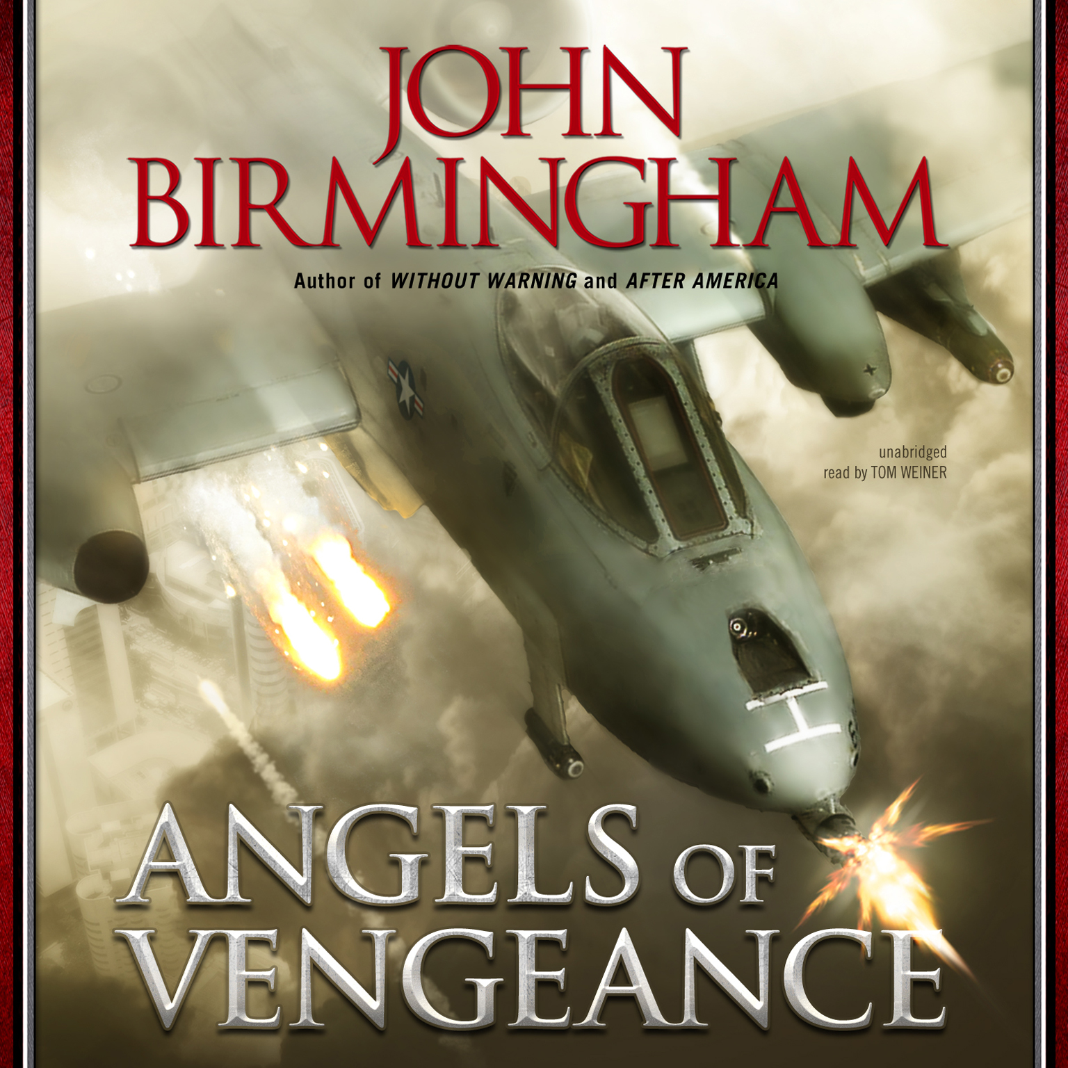 Printable Angels of Vengeance Audiobook Cover Art