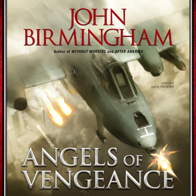 Angels of Vengeance Audiobook, by