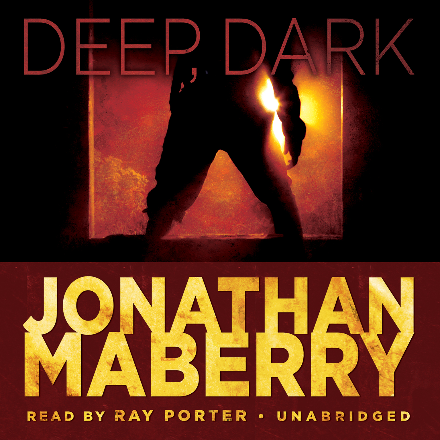 Printable Deep, Dark: An Exclusive Short Story Audiobook Cover Art