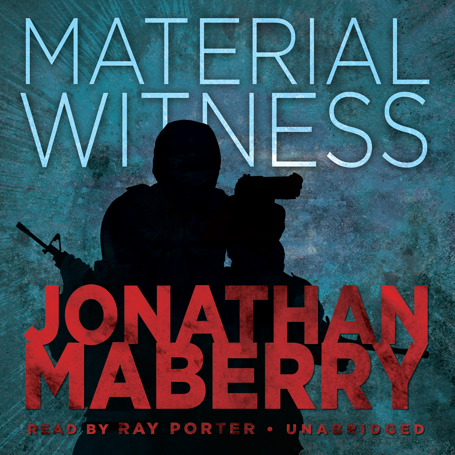 Printable Material Witness: A Joe Ledger Bonus Story Audiobook Cover Art