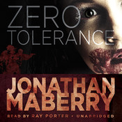 Zero Tolerance Audiobook, by Jonathan Maberry
