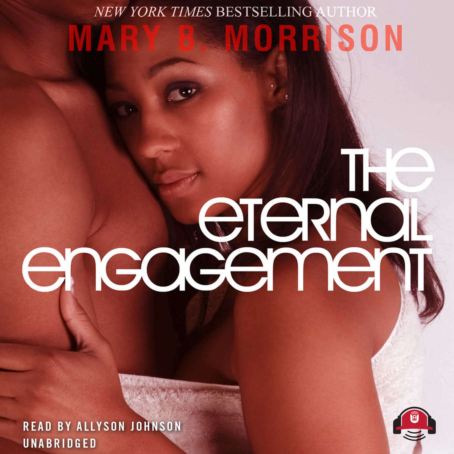 Printable The Eternal Engagement Audiobook Cover Art