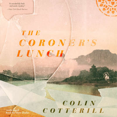 The Coroner's Lunch Audiobook, by