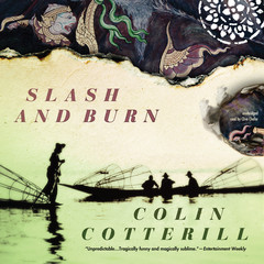 Slash and Burn Audiobook, by Colin Cotterill
