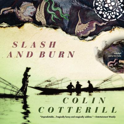 Slash and Burn Audiobook, by