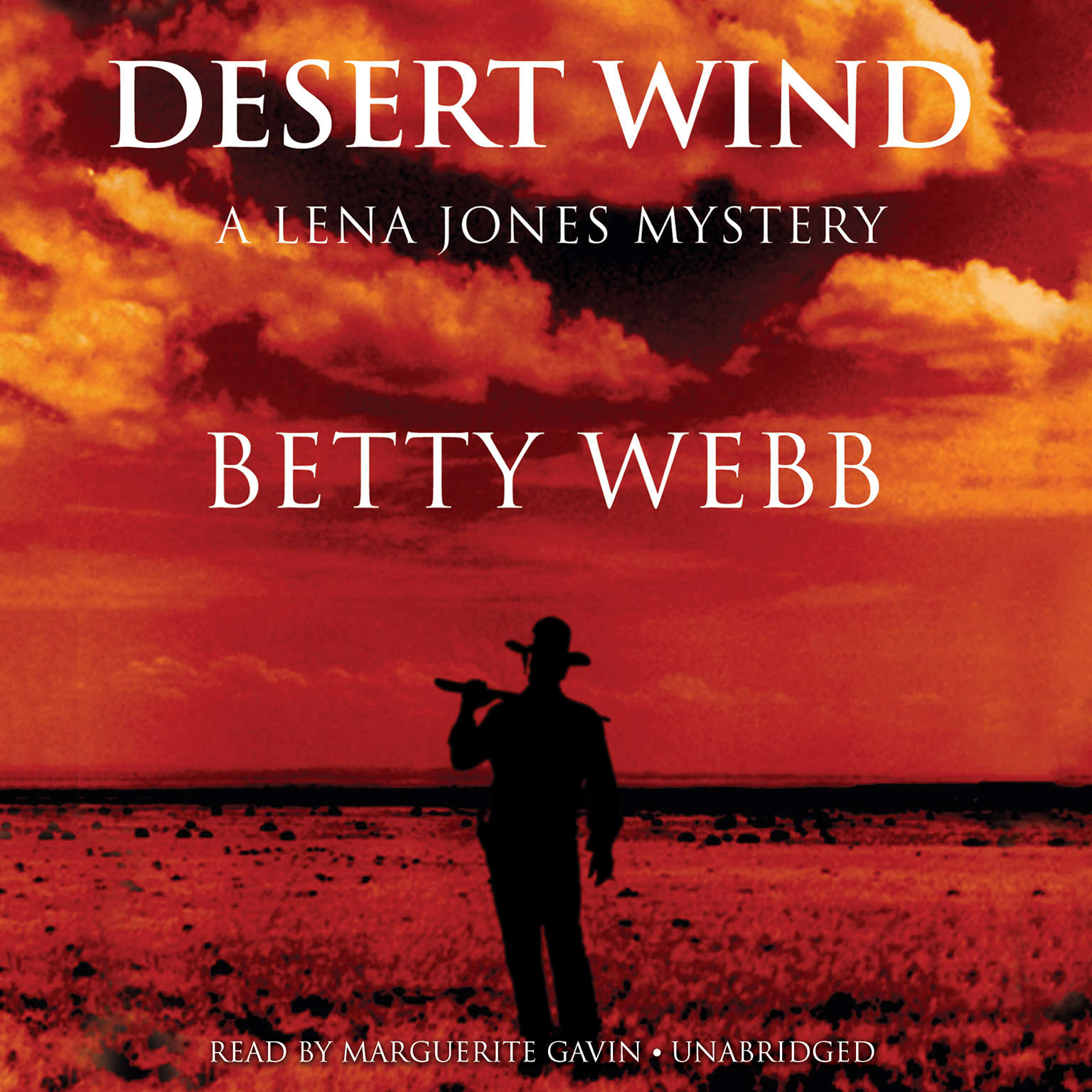 Printable Desert Wind: A Lena Jones Mystery Audiobook Cover Art