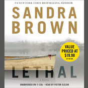 Lethal Audiobook, by Sandra Brown