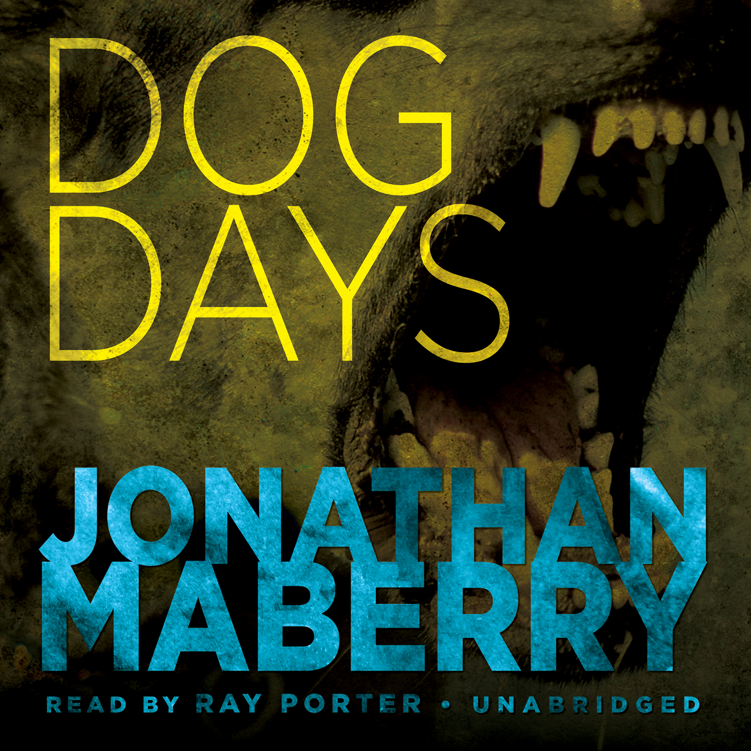 Printable Dog Days: A Joe Ledger Adventure Audiobook Cover Art