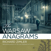 The Warsaw Anagrams: A Novel Audiobook, by Richard Zimler