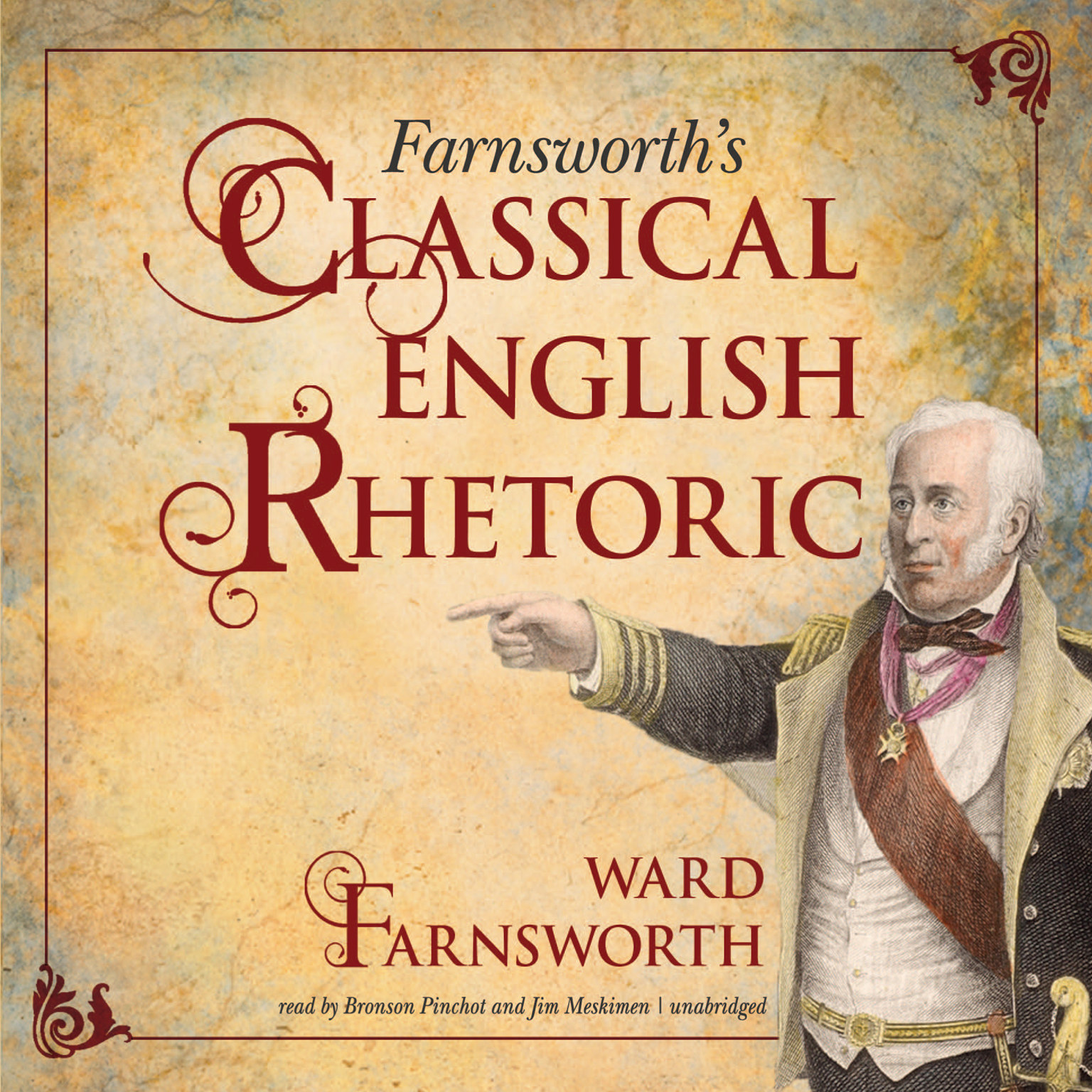 Printable Farnsworth's Classical English Rhetoric Audiobook Cover Art