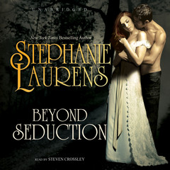 Beyond Seduction: A Bastion Club Novel Audiobook, by Stephanie Laurens