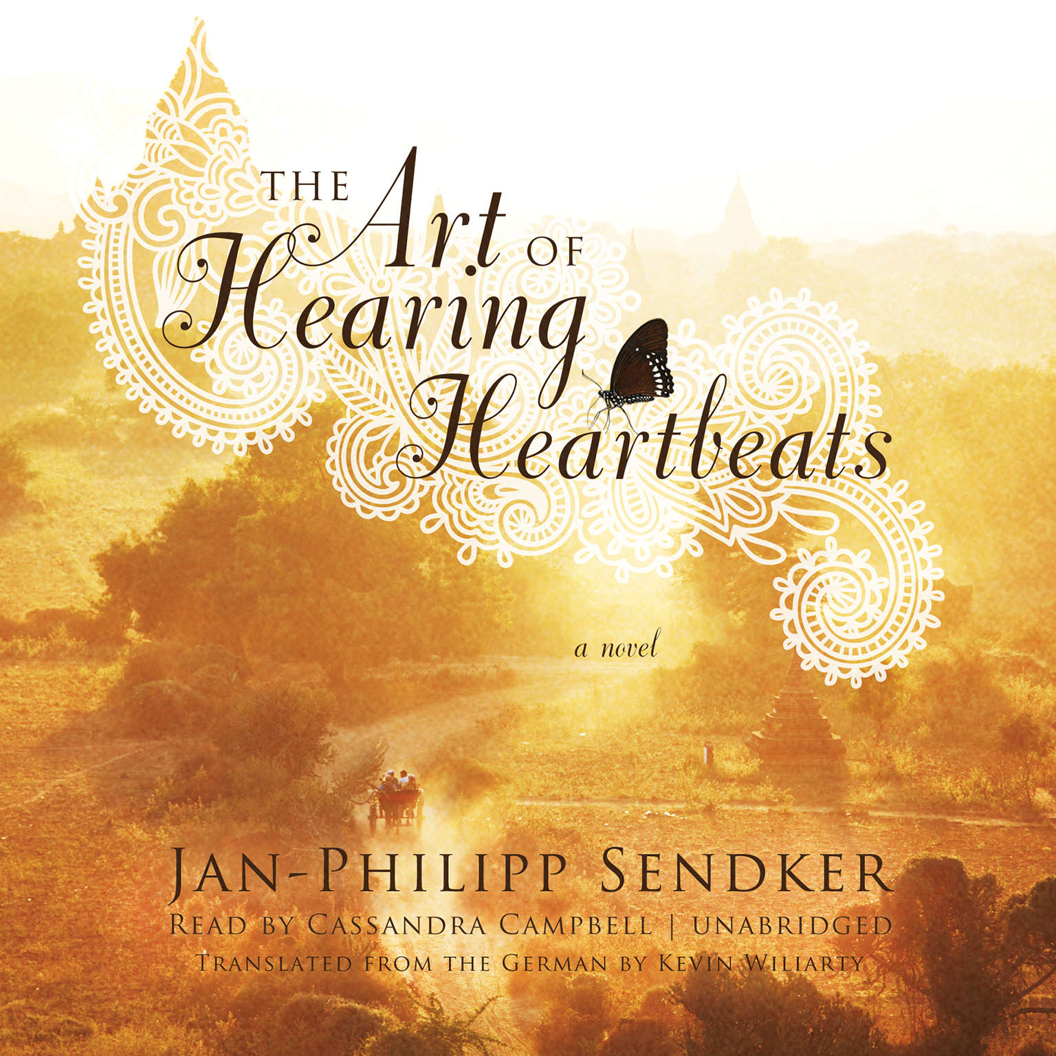 Printable The Art of Hearing Heartbeats: A Novel Audiobook Cover Art