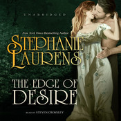 The Edge of Desire: A Bastion Club Novel Audiobook, by Stephanie Laurens