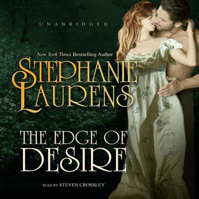 The Edge of Desire: A Bastion Club Novel Audiobook, by Stephanie Laurens