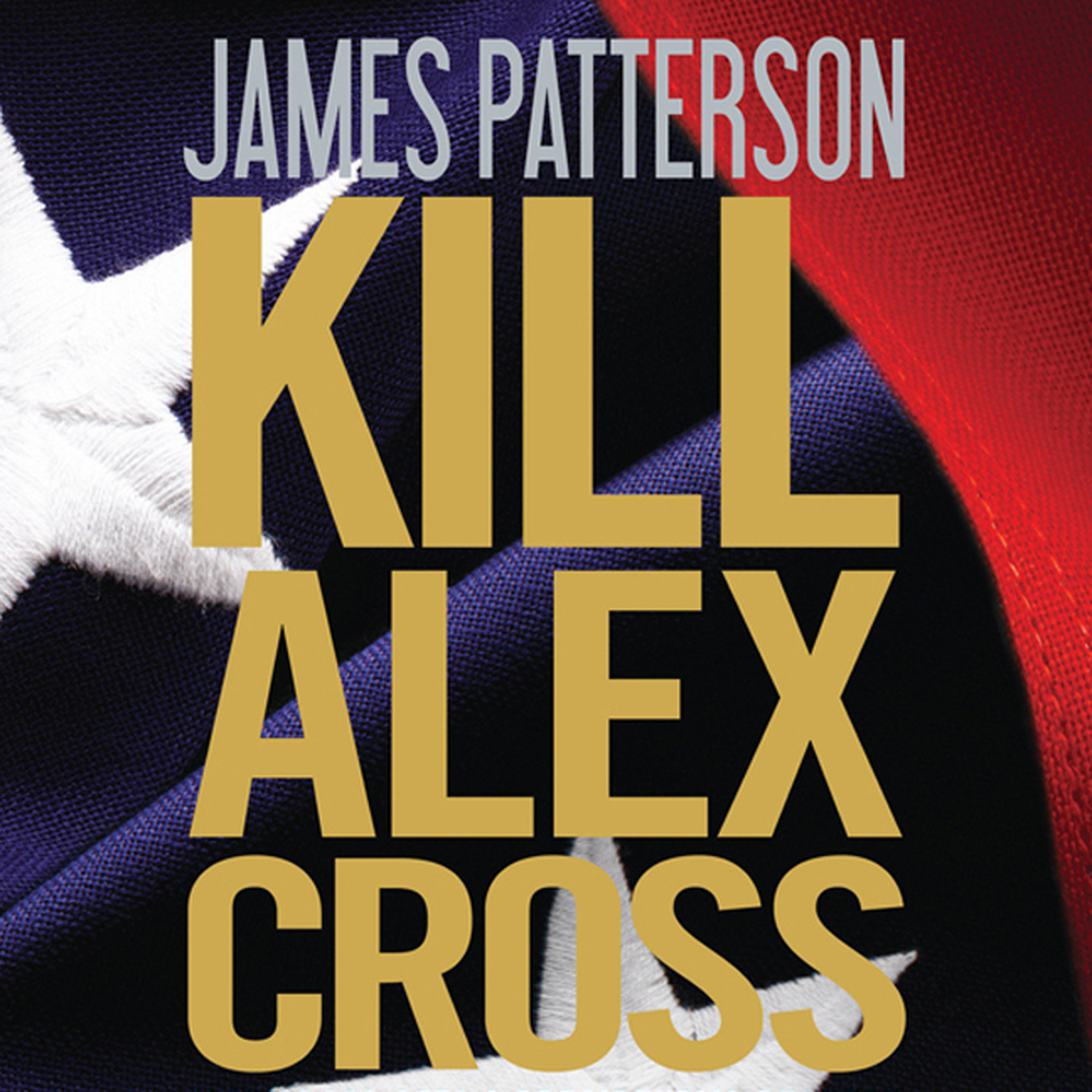 Printable Kill Alex Cross Audiobook Cover Art