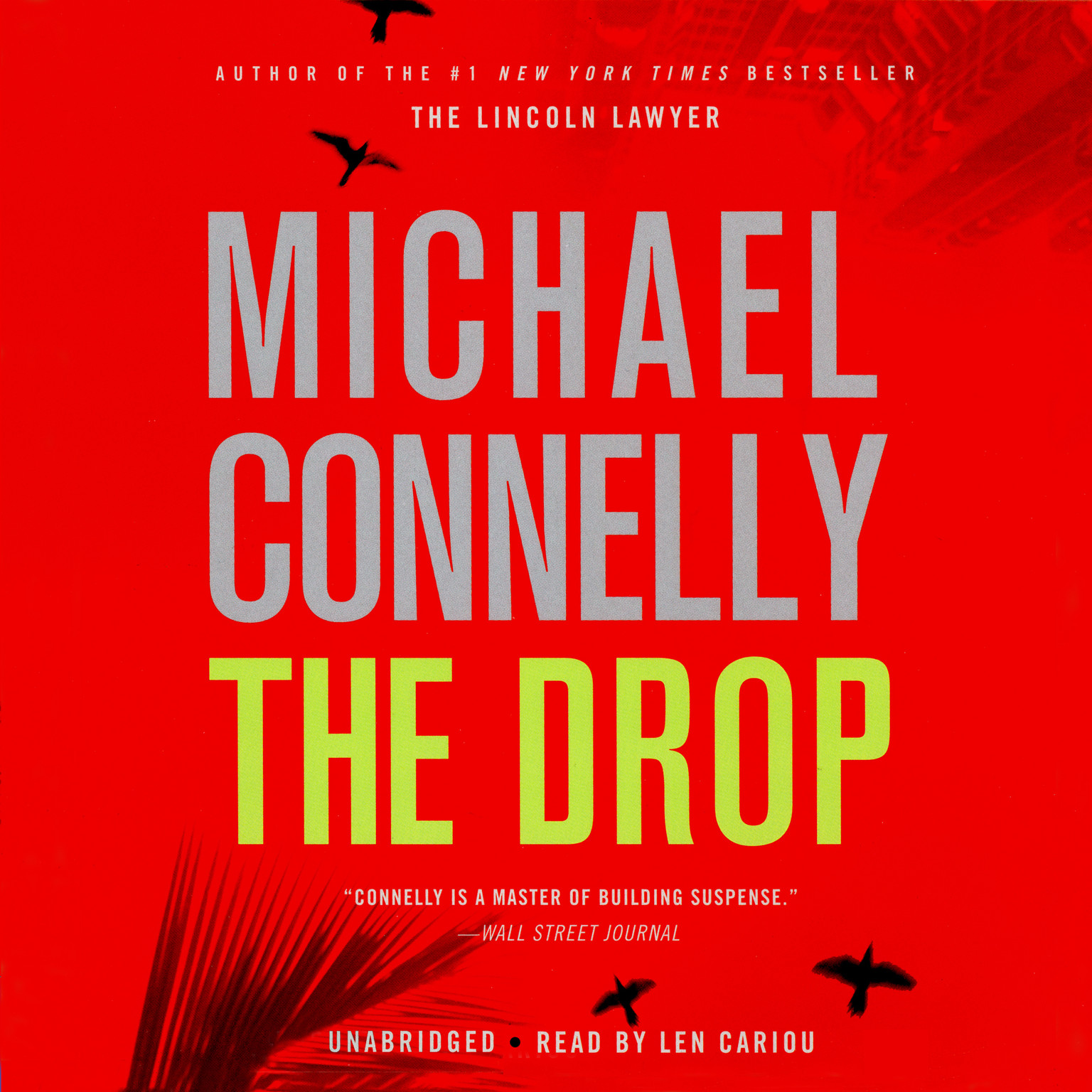 Printable The Drop: A Novel Audiobook Cover Art