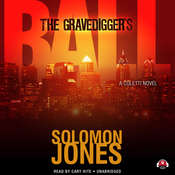 The Gravedigger's Ball: A Coletti Novel Audiobook, by Solomon Jones