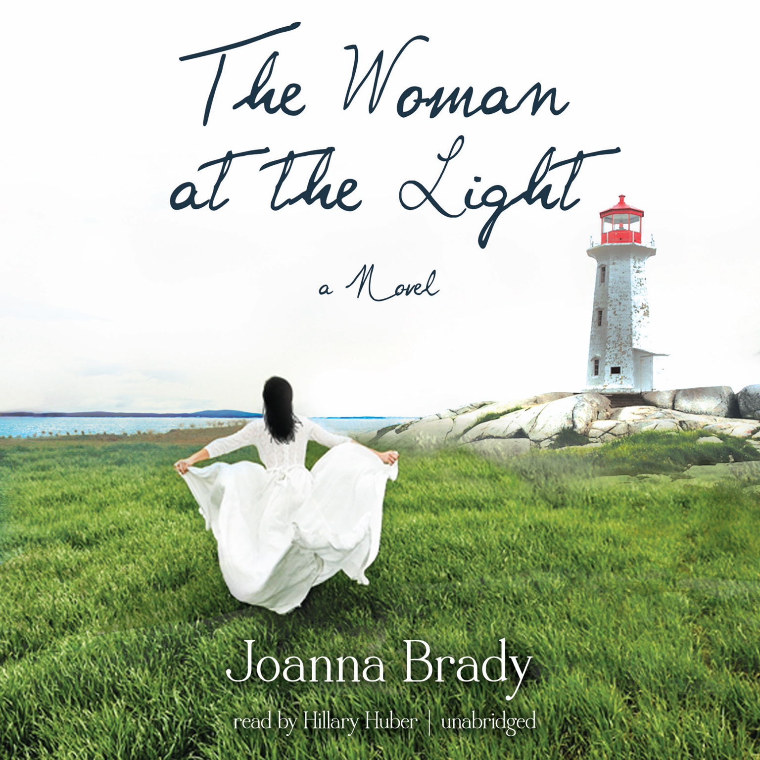 Printable The Woman at the Light: A Novel Audiobook Cover Art
