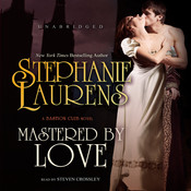 Mastered by Love: A Bastion Club Novel, by Stephanie Laurens
