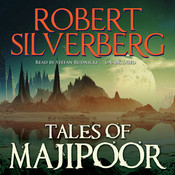 Tales of Majipoor Audiobook, by Robert Silverberg
