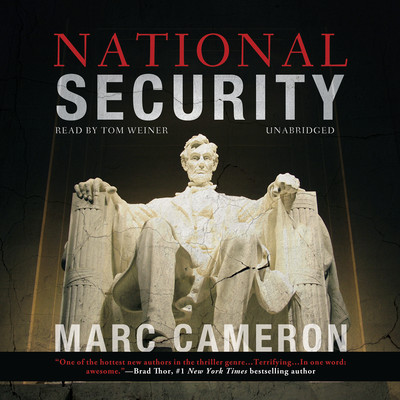National Security Audiobook, by Marc Cameron