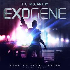 Exogene Audiobook, by T. C. McCarthy