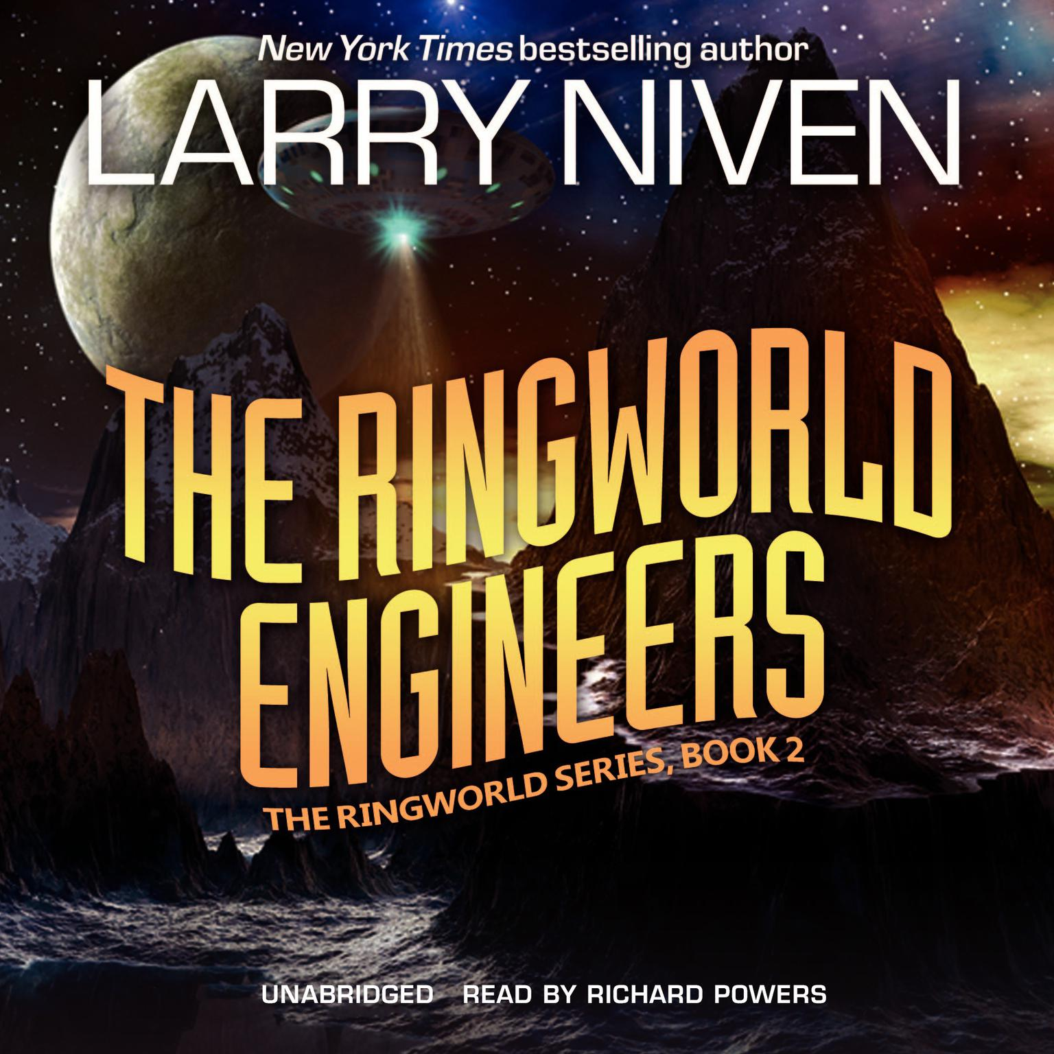 Printable The Ringworld Engineers Audiobook Cover Art