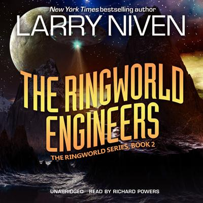The Ringworld Engineers Audiobook, by Larry Niven