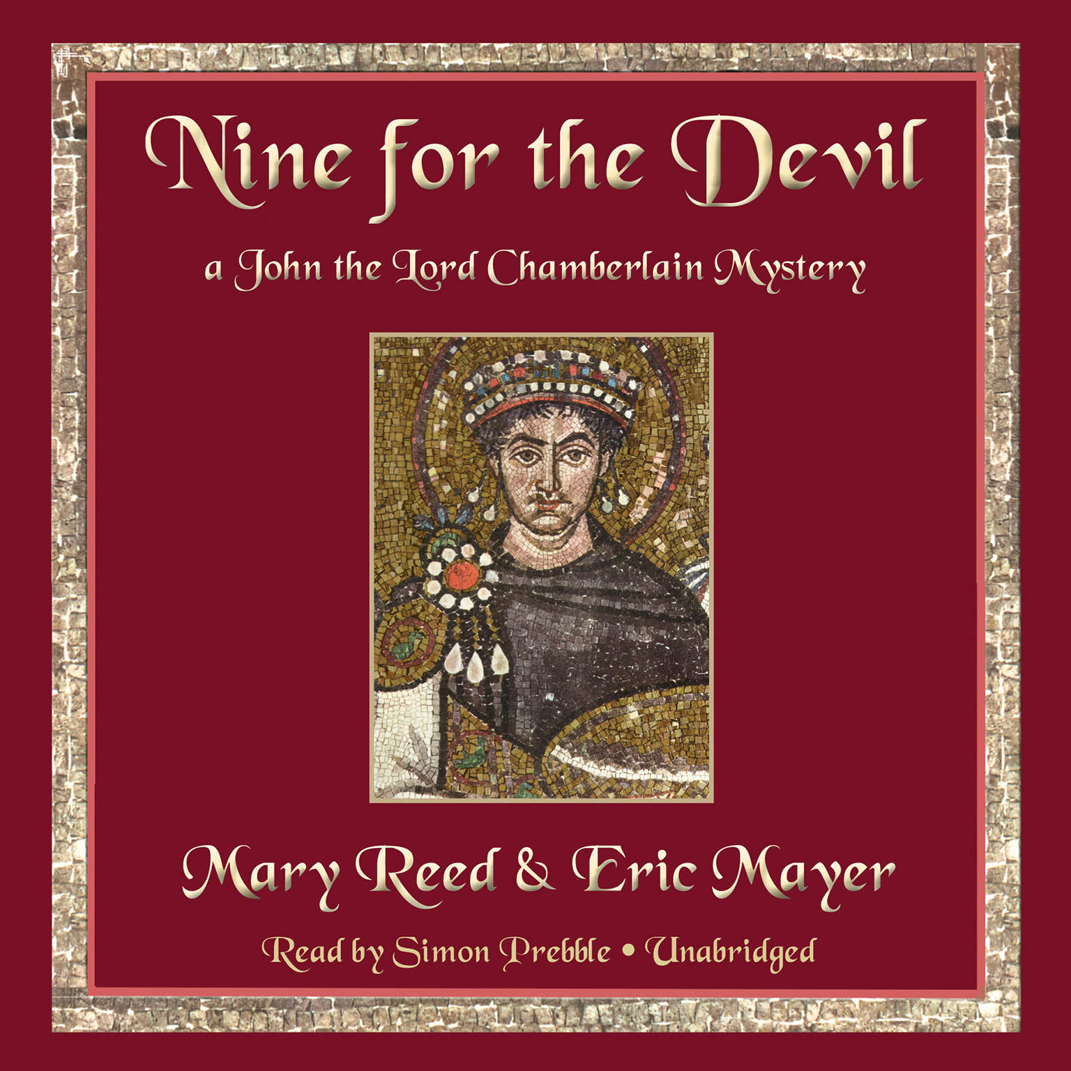 Printable Nine for the Devil: A John the Lord Chamberlain Mystery Audiobook Cover Art