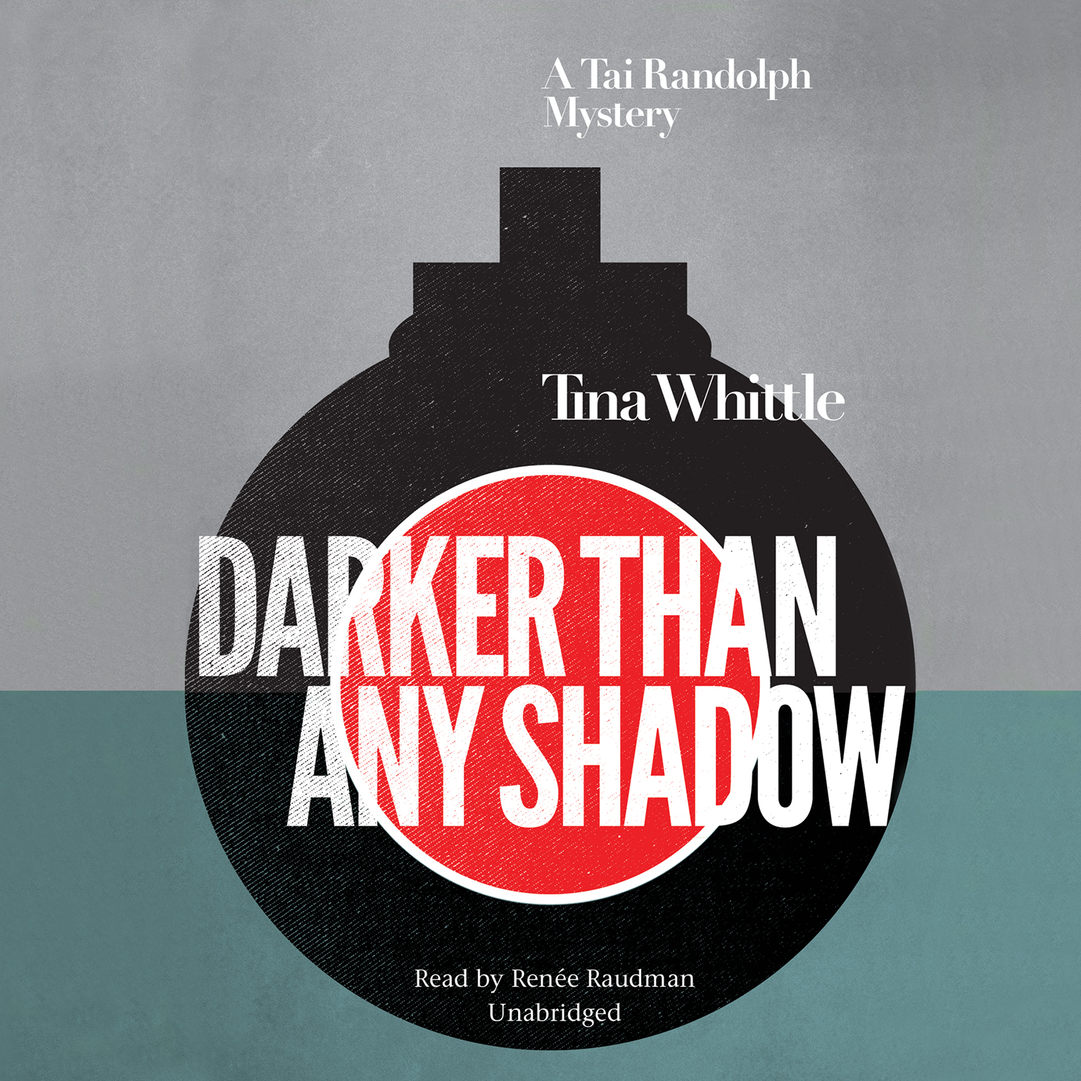 Printable Darker Than Any Shadow: A Tai Randolph Mystery Audiobook Cover Art