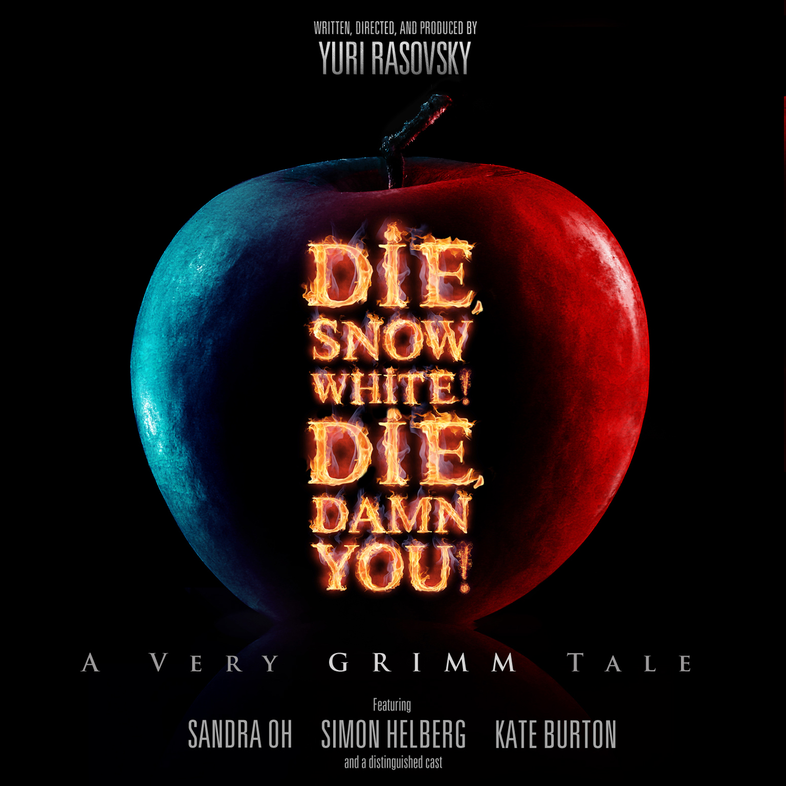 Printable Die, Snow White! Die, Damn You!: A Very Grimm Tale Audiobook Cover Art