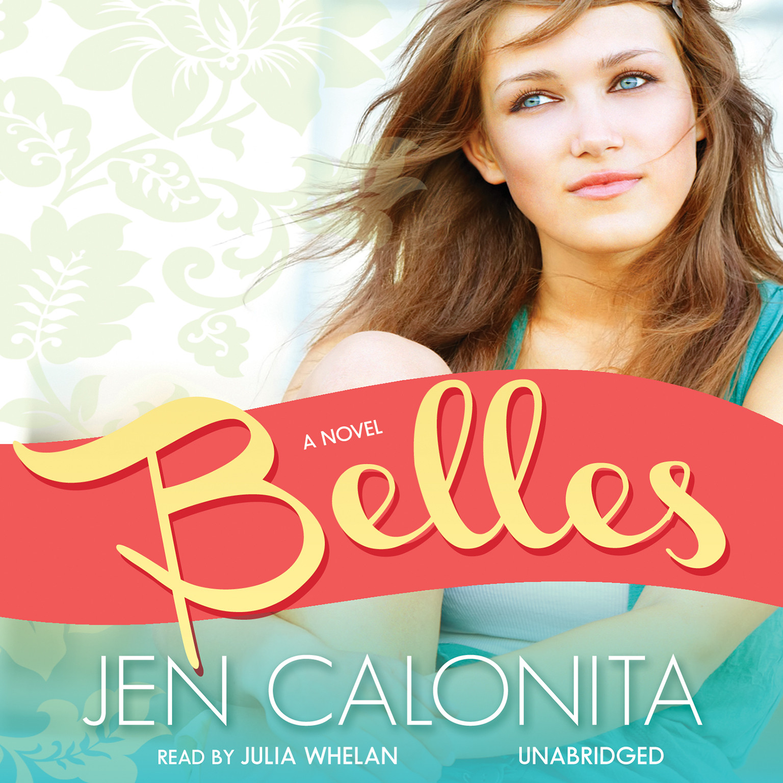 Printable Belles Audiobook Cover Art