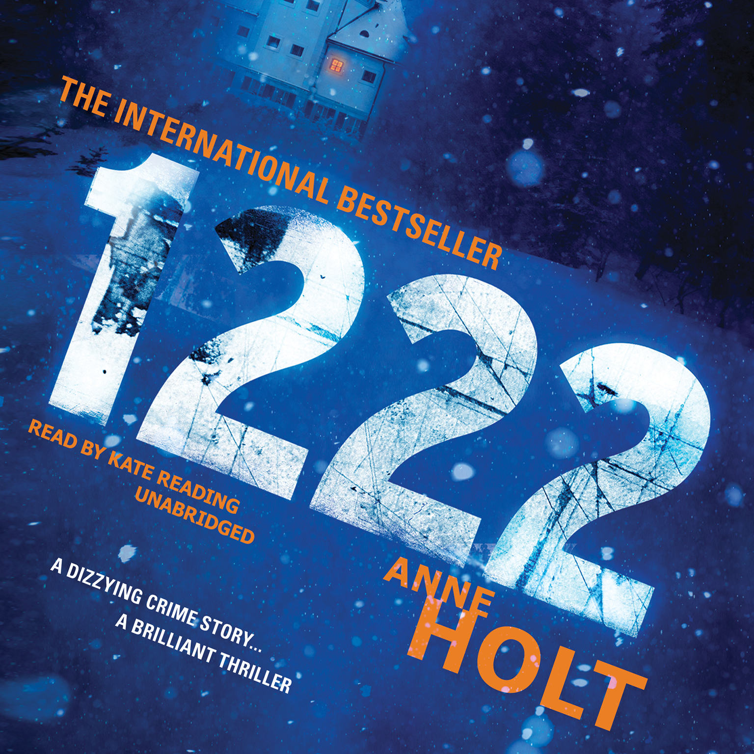 Printable 1222 Audiobook Cover Art