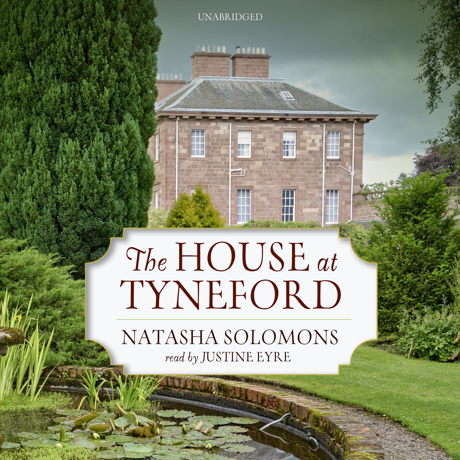 Printable The House at Tyneford Audiobook Cover Art