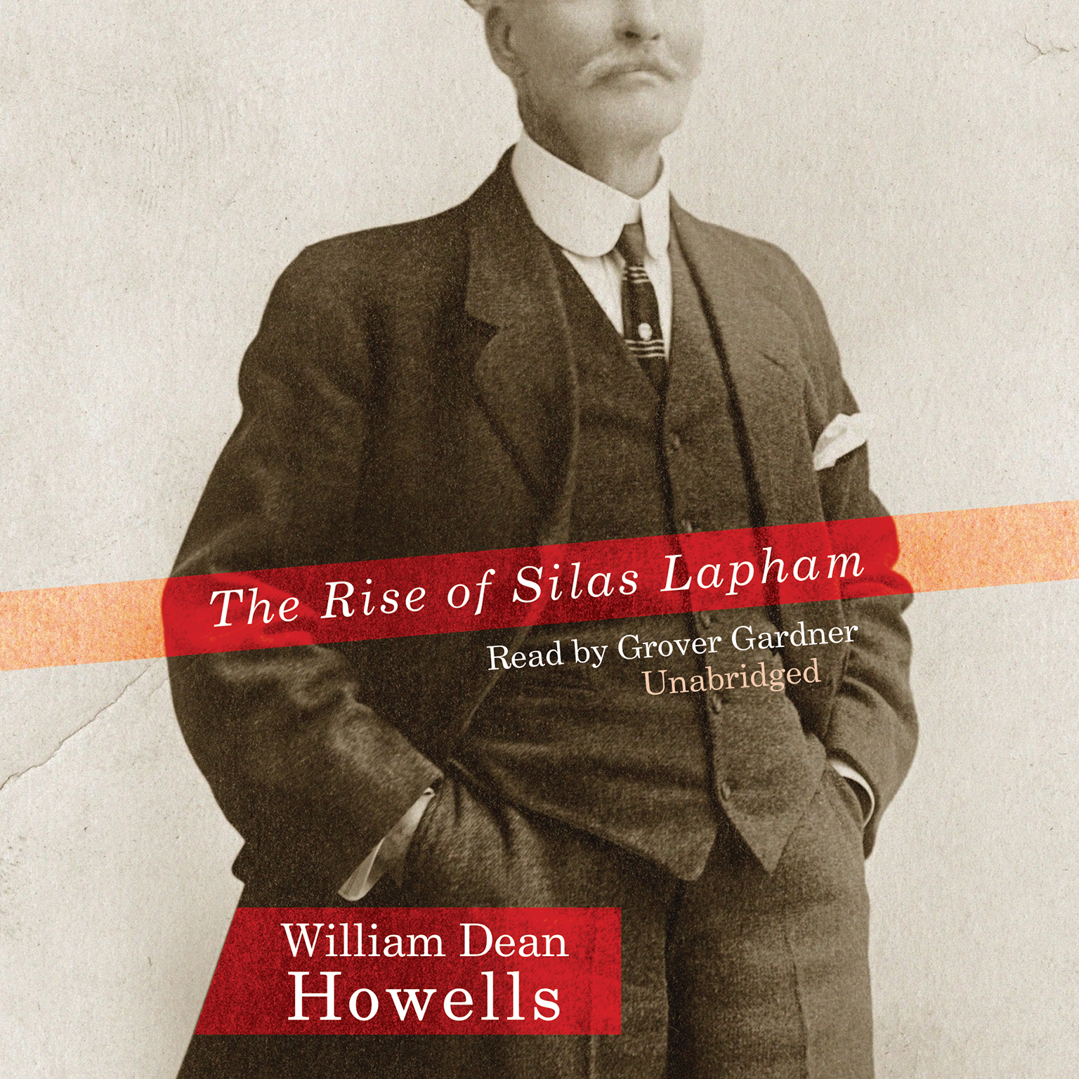 Printable The Rise of Silas Lapham Audiobook Cover Art