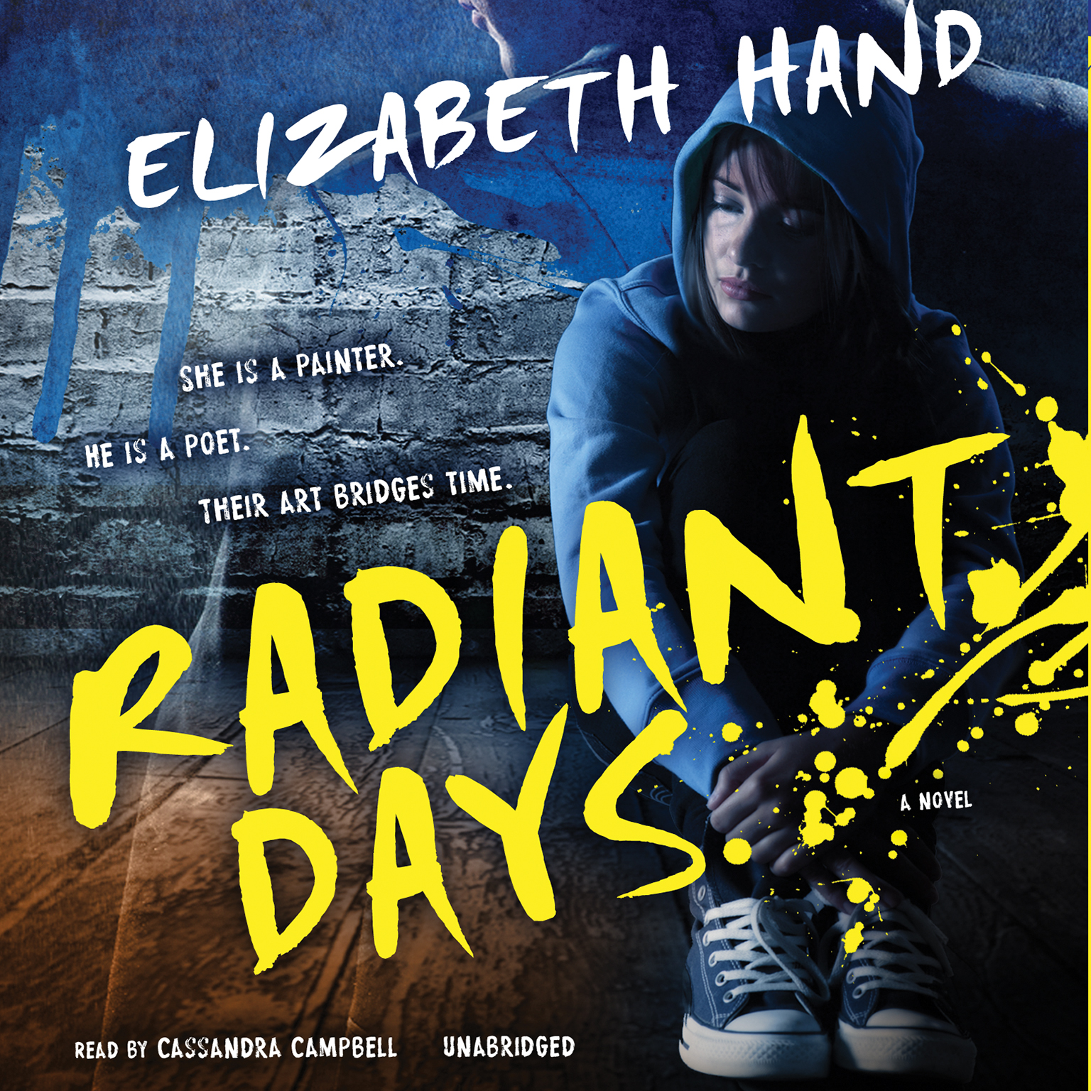 Printable Radiant Days Audiobook Cover Art