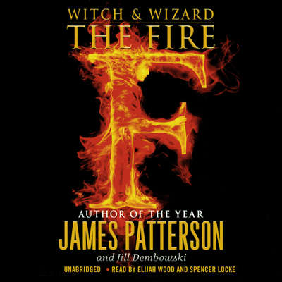 The Fire Audiobook, by James Patterson