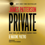 Private Audiobook, by James Patterson