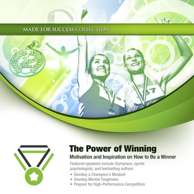 The Power of Winning: Motivation and Inspiration on How to Be a Winner Audiobook, by Made for Success