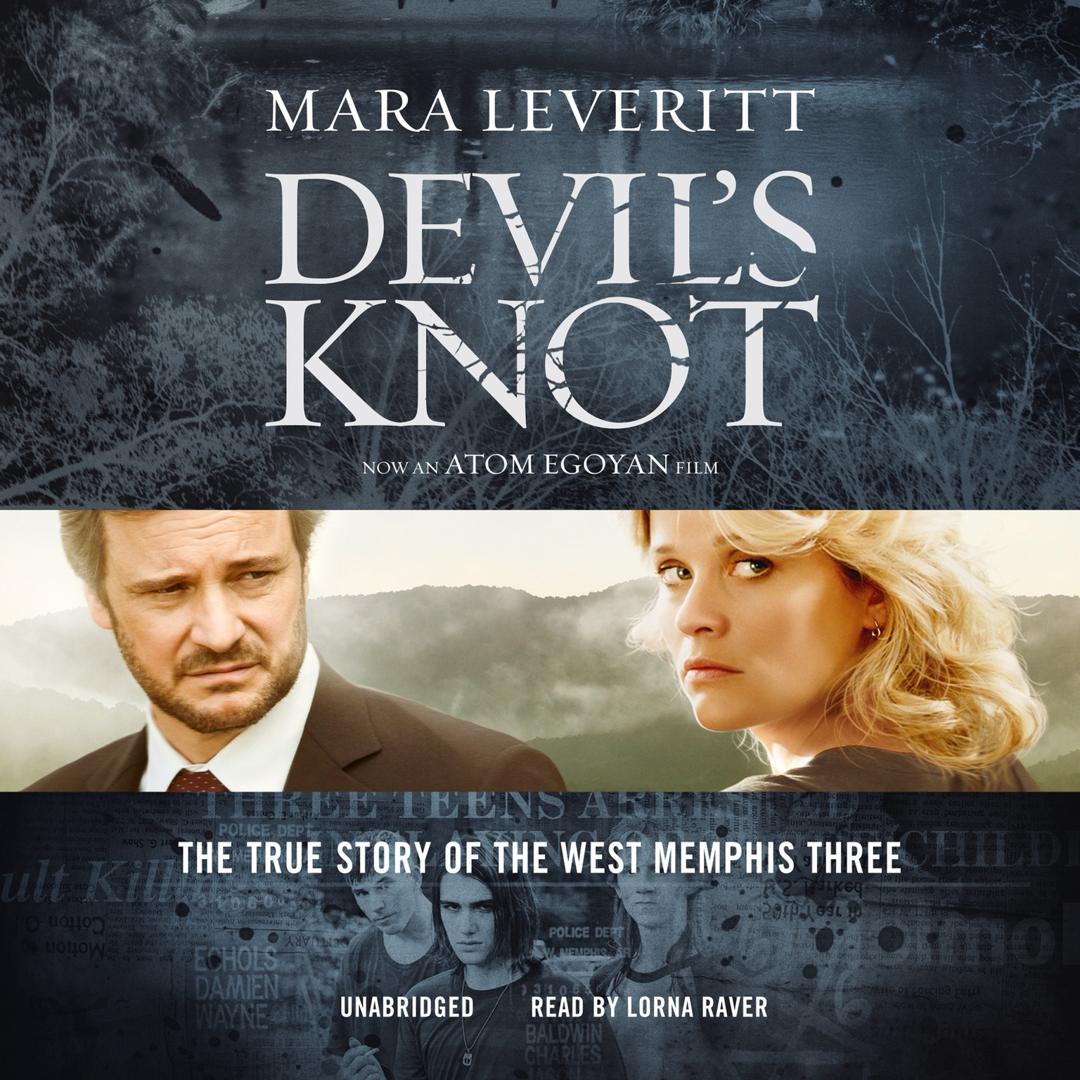 Printable Devil's Knot: The True Story of the West Memphis Three Audiobook Cover Art