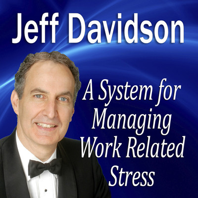 A System for Managing Work Related Stress Audiobook, by